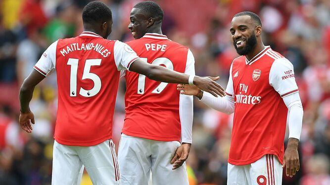 El Arsenal confirma su buen inicio liguero