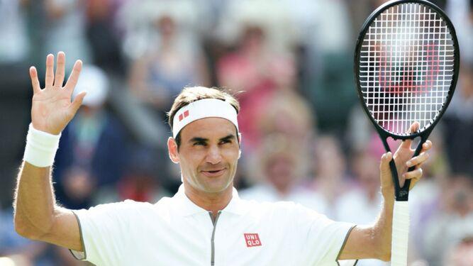 Federer, Nadal y Serena siguen con vida en Wimbledon