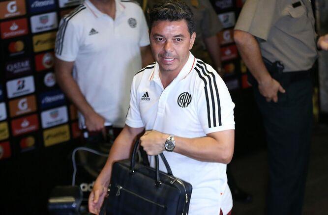 Gallardo busca sumar otra Copa Libertadores a su exitosa era como técnico de River Plate