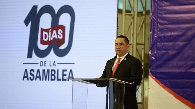 Marcos Castillero: Asamblea trabaja en cerrar las puertas a la corrupción y abrirlas a la transparencia