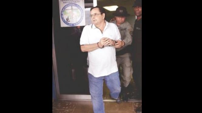 Tribunal le rechaza recurso a Cucalón