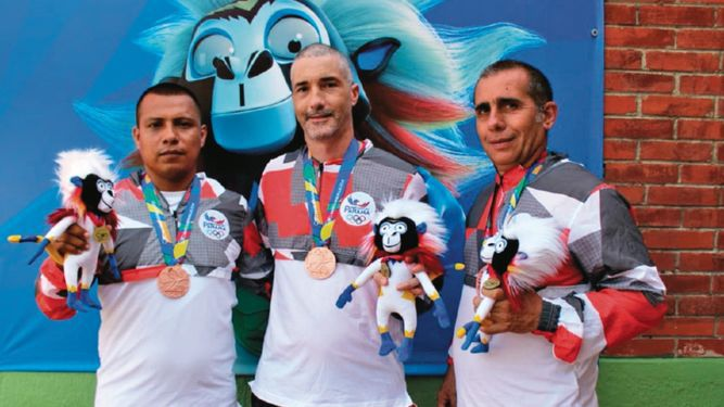 Panamá llega a cinco medallas en Barranquilla