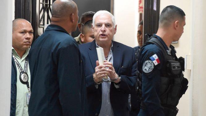 Corte Suprema no admite amparo a Ricardo Martinelli