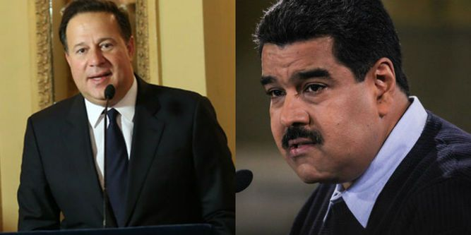 Maduro suspenderá relaciones económicas con empresas vinculadas a las 'mafias' del presidente Varela