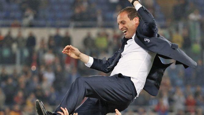 Juventus, otra vez campeón de la Supercopa italiana