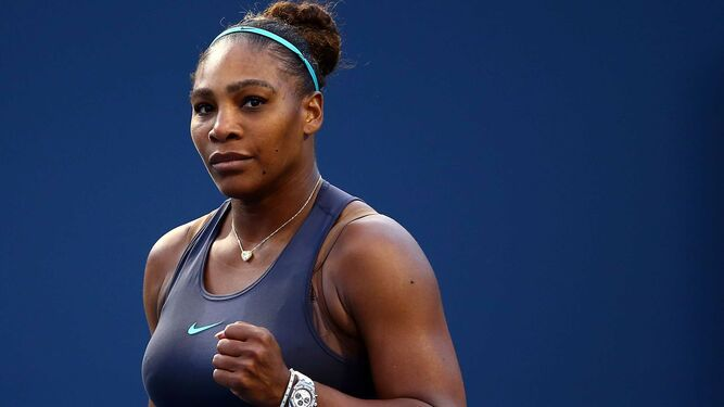 Serena Williams se retira por lesión de final de Toronto