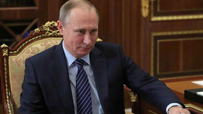 Revista Forbes: Vladimir Putin, el hombre más poderoso del mundo