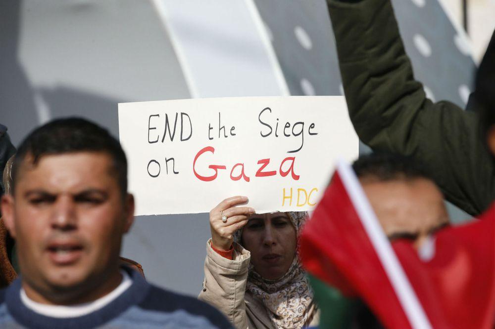 El enfrentamiento entre Israel y grupos armados de Gaza se agrava