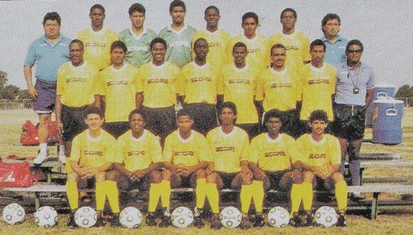 La Copa Oro de 1993 fue de locura, recuerda Piggott
