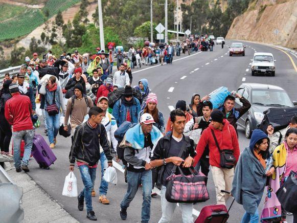 Crisis migratoria venezolana, en agenda de la ONU