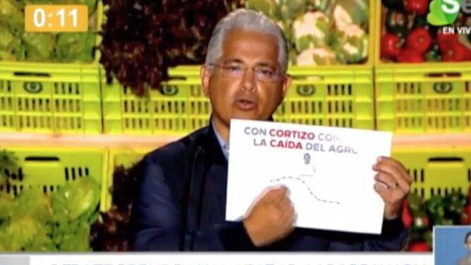 Blandón imitó estrategia de los debates mexicanos