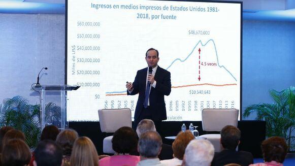 Corprensa presenta a sus accionistas la estrategia de transformación digital