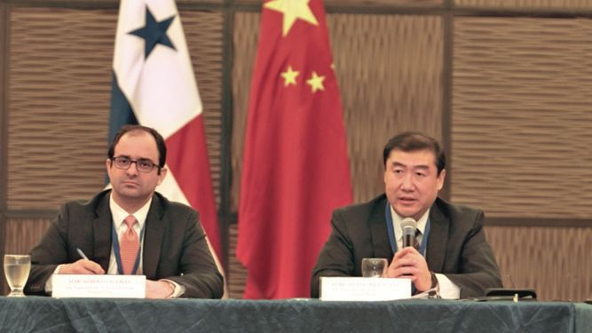 TLC: Panamá se mide ante la poderosa China