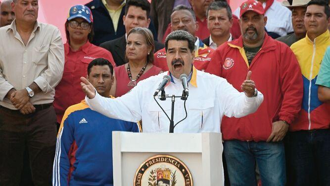 Nicolás Maduro busca anular a voces de la disidencia
