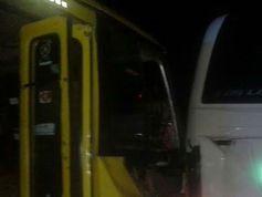 Herrera: Diez personas heridas en accidente de tránsito