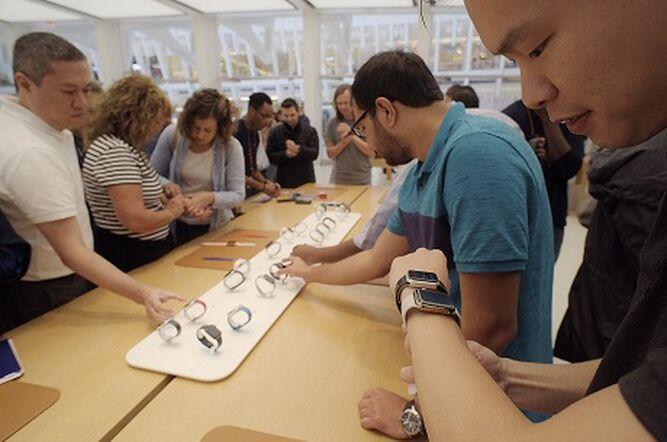 Apple Watch podría detectar problemas cardiacos