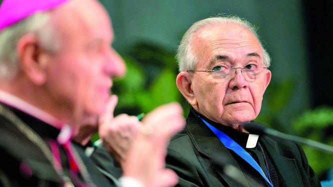 Sacerdotes salvadoreños, culpables de abuso sexual