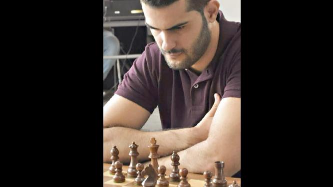 Panameño Sánchez gana en el ajedrez