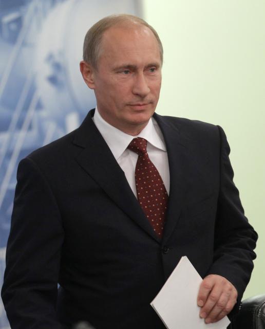 Putin, premio Confucio de la Paz