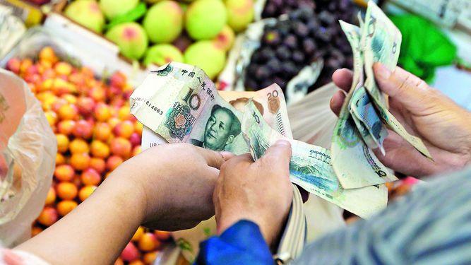 FMI ve mejoría en China
