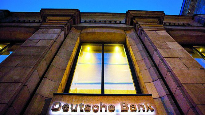 Deutsche Bank reporta ganancia