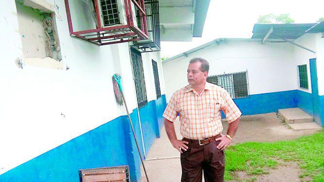 Hurtan y vandalizan escuelas en Penonomé