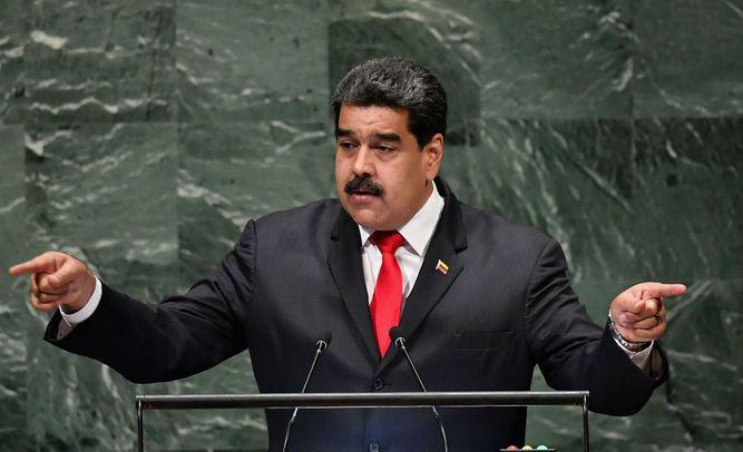 La 'fiesta democrática' del régimen de Maduro