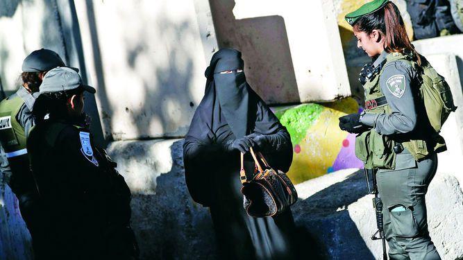 Israel cierra acceso a Cisjordania