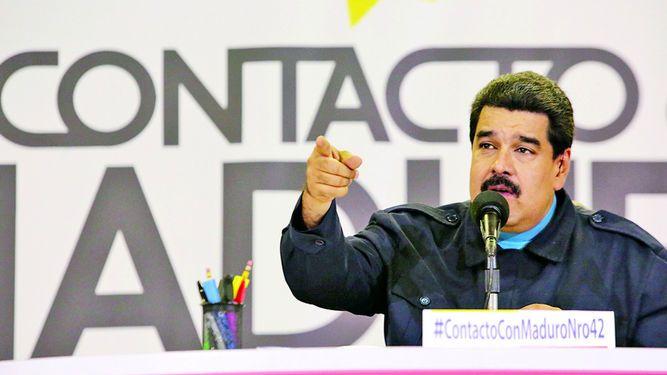 Maduro apuesta a ganar 'como sea'