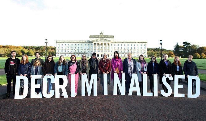 El aborto y el matrimonio homosexual han sido legalizados en Irlanda del Norte