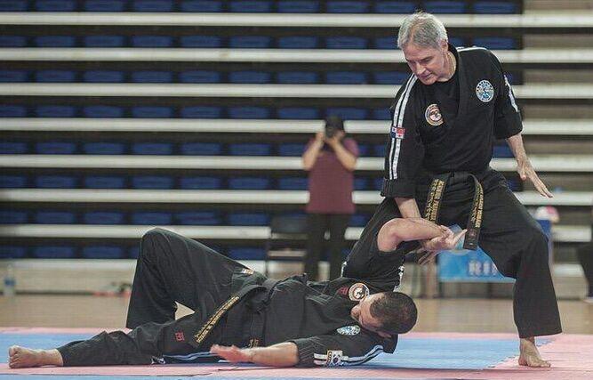 Panameños se destacan en el Mundial de Hapkido