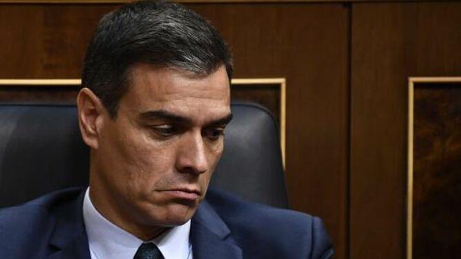Fracasa la investidura de Pedro Sánchez como presidente del gobierno español