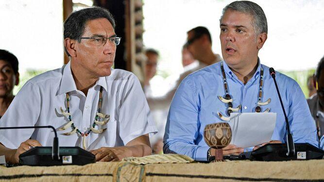 Cumbre aborda defensa de la Amazonía en medio de incendios y deforestación