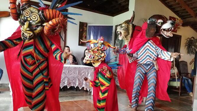 Danzas del Corpus Christi de Parita, en la mira de la Unesco