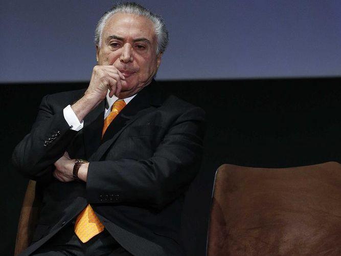 Presidente de Brasil dice que las acusaciones en su contra son inventadas