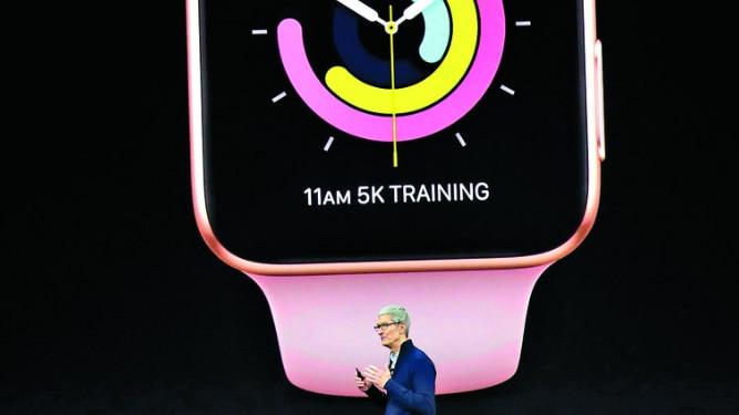 Nuevo Apple Watch Series 3