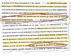 Universidad de Panamá: cuestionable alquiler de tierras