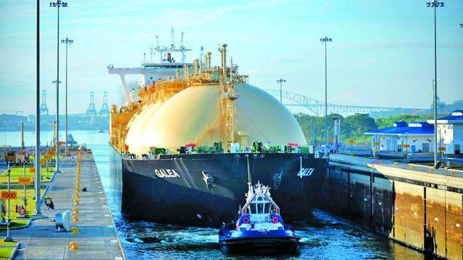 Canal de Panamá tiene espacio libre para tránsitos