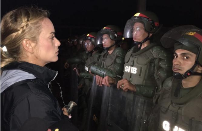 Diosdado Cabello presenta  supuesta prueba de vida de Leopoldo López; oposición pide que sea verificada