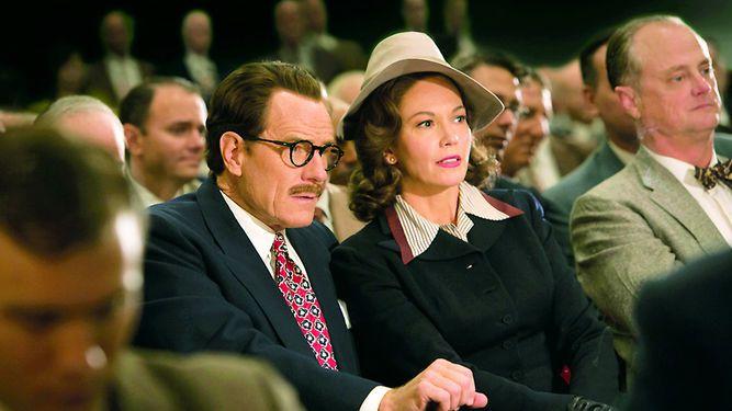 La frialdad de 1950 en el cine