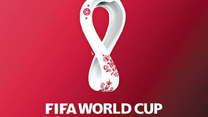 Catar desvela el logotipo del Mundial de 2022 con una proyección simultánea