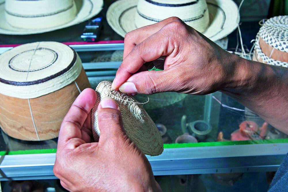 Sombrero pintao, patrimonio mundial