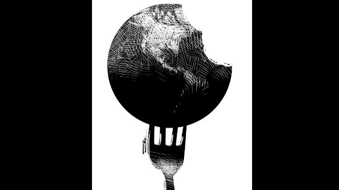 La destrucción de los recursos naturales en Soná