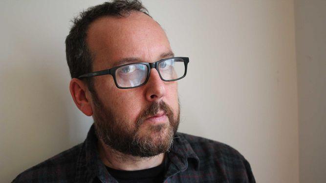 A. O. Scott, el crítico de cine de 'The New York Times'