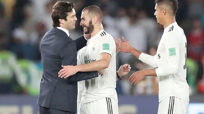 La tregua navideña para Solari y su Real Madrid