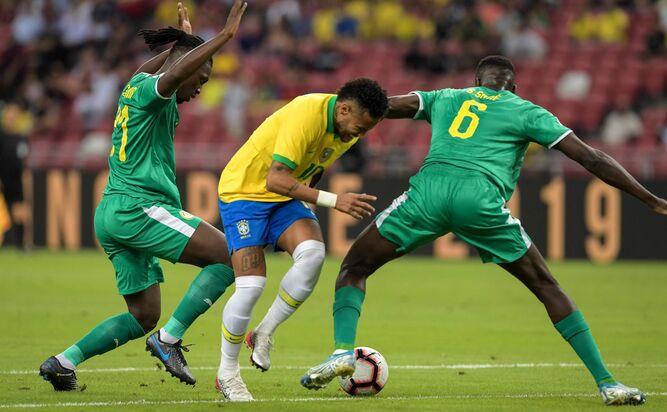 Brasil 'compitió menos de los que puede', afirmó Tite
