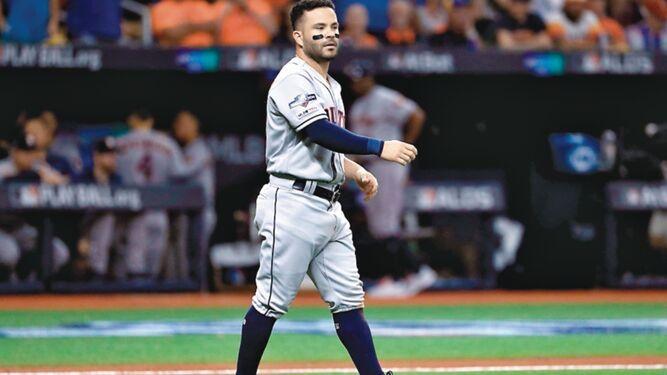 Los Astros sobreviven y ahora se miden a los Yankees