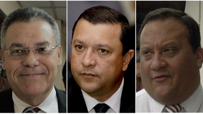 Bosco Vallarino, Edwin Cárdenas y Jaime Jácome se postulan como precandidatos a diputado
