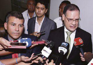Fiscal toma primeras acciones en caso Alejandro Moncada Luna