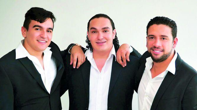 Tres tenores en el Metro de Panamá